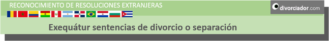 exequatur-divorcio-madrid